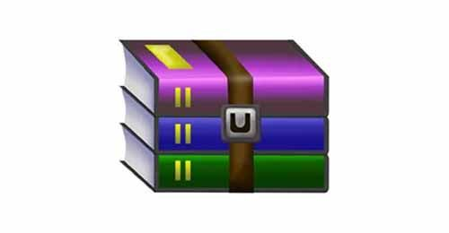 How to make a Zip file with WinRAR
