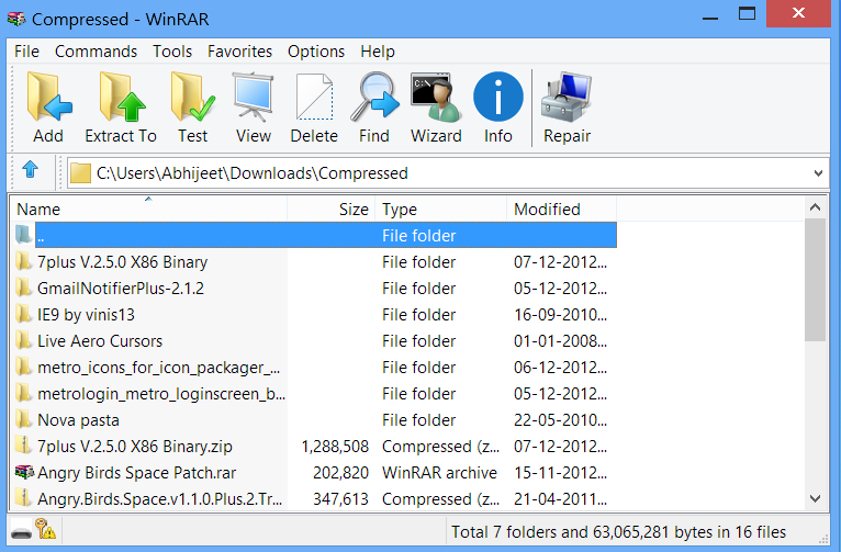 download free winrar for windows xp professional